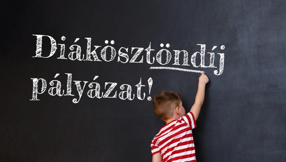 Tordasi Tanulmányi Diákösztöndíj pályázat 2021.
